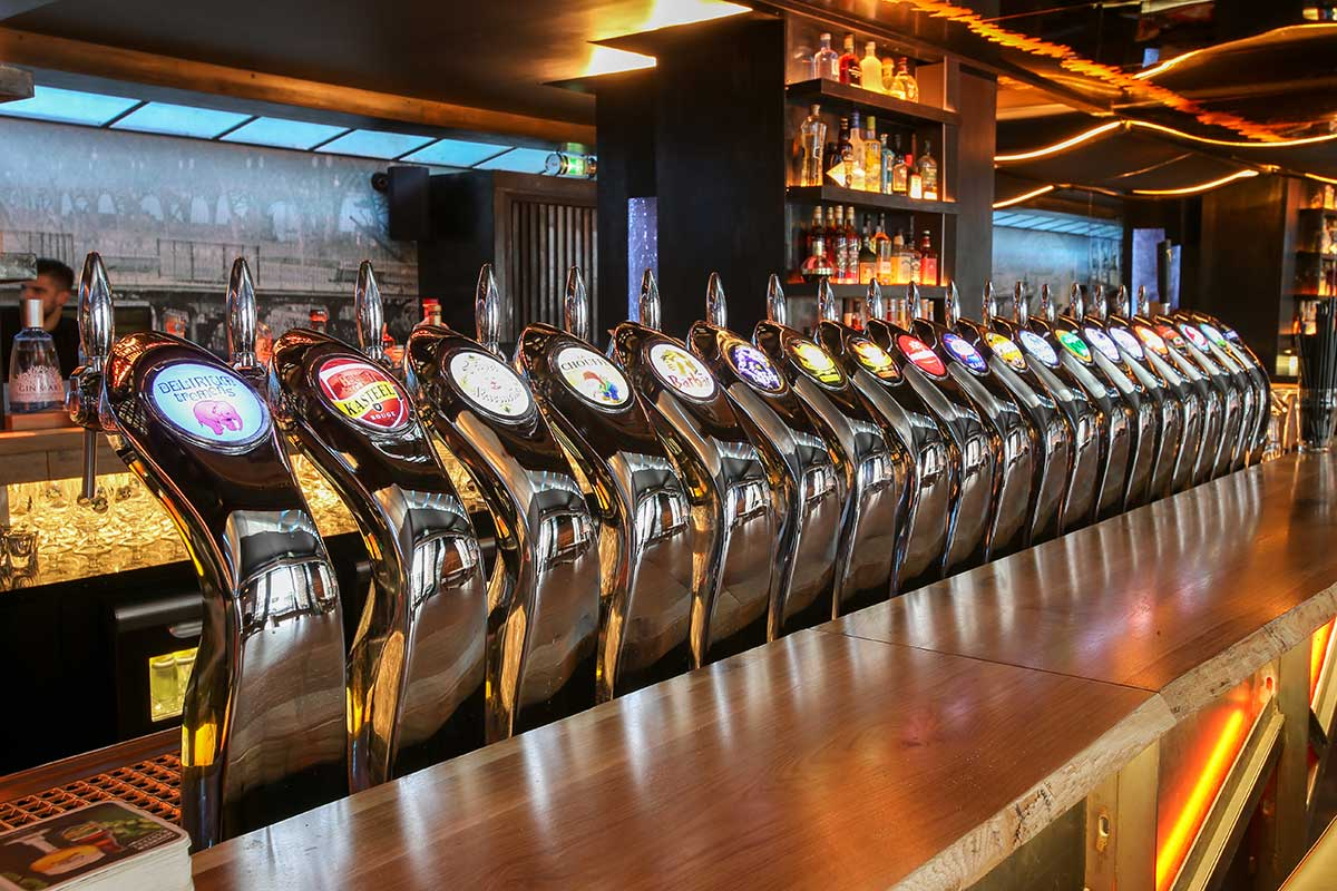 Equipement Biere Et Cafe Chr Tirage Pression Bas Rhin Barr